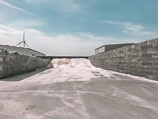 Kraanbedrijf D. Buermans - Stockage - Quai - Zolder - Lummen